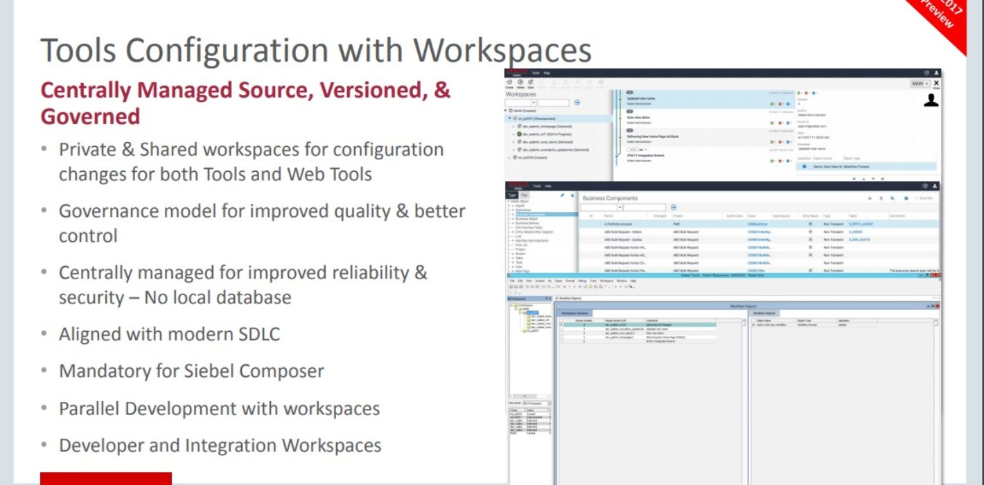 Tools Configuration for Workspace